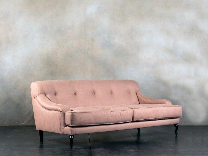 Divano Rosa Cipria : Deco divano pt lino rosa antico e shop cargo home hygge