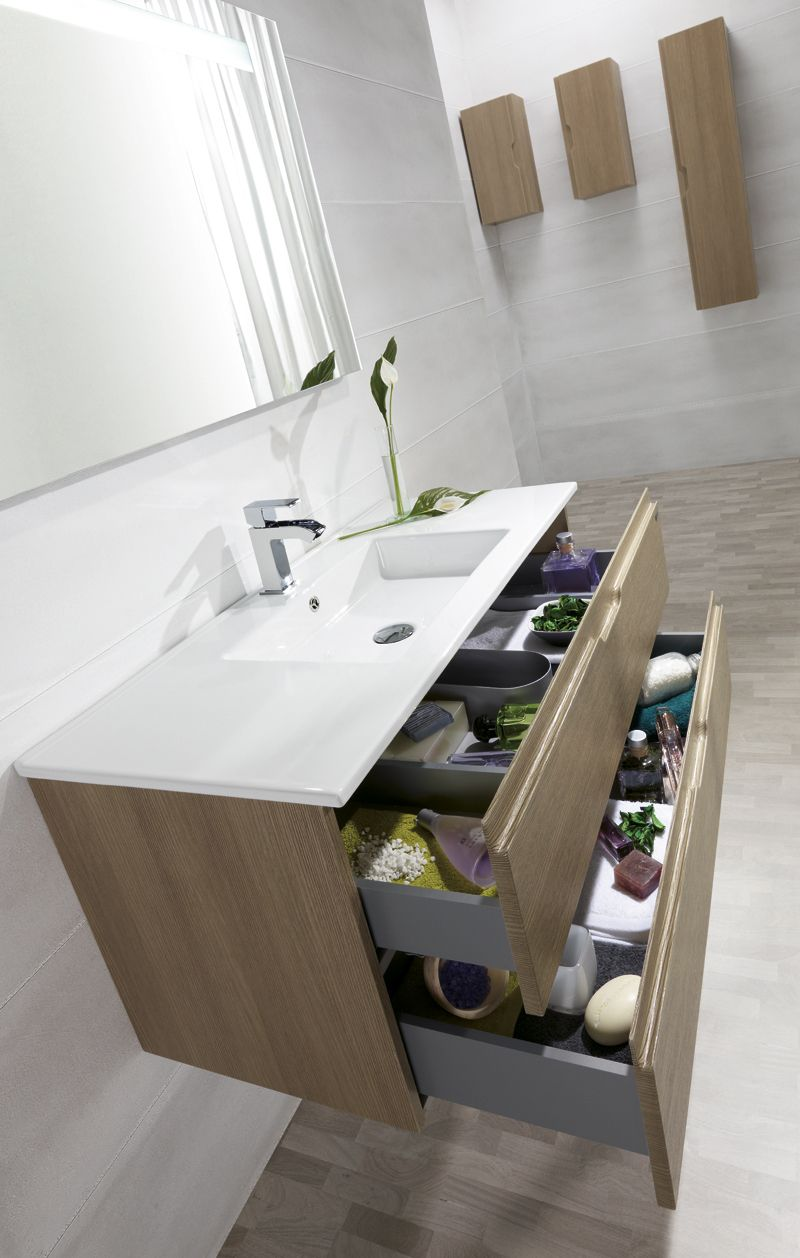 Meuble de salle de bain allegro allibert france salle d 39 eau pinterest meubles de salle - Allibert salle de bain ...