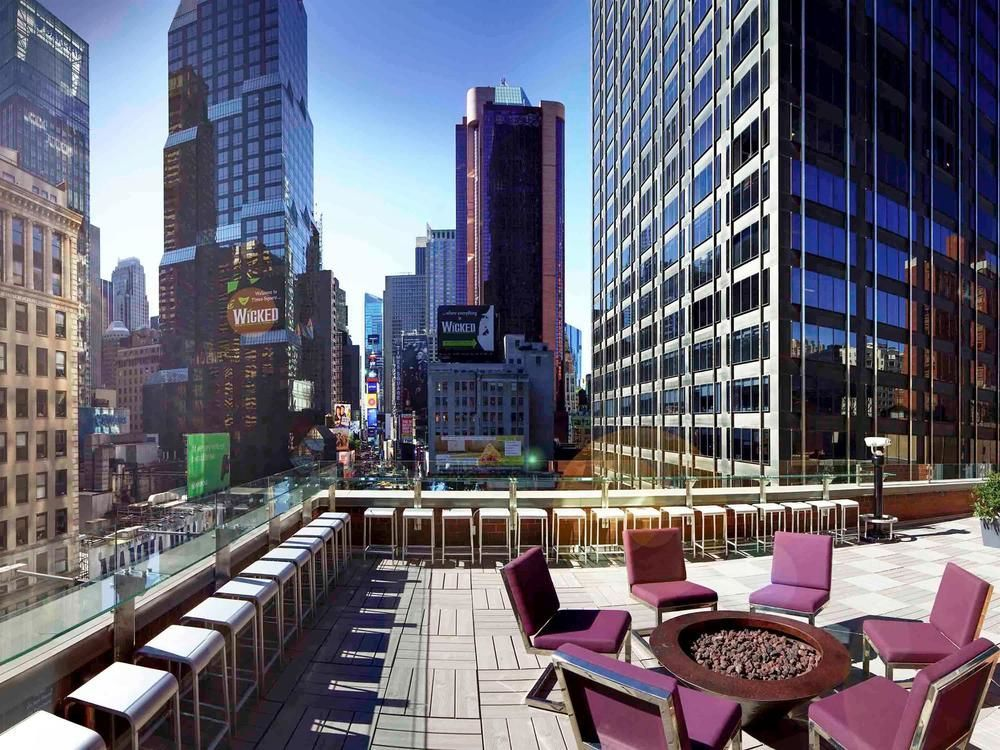 Novotel New York Times Square Hotels Hotel Rooms With Reviews