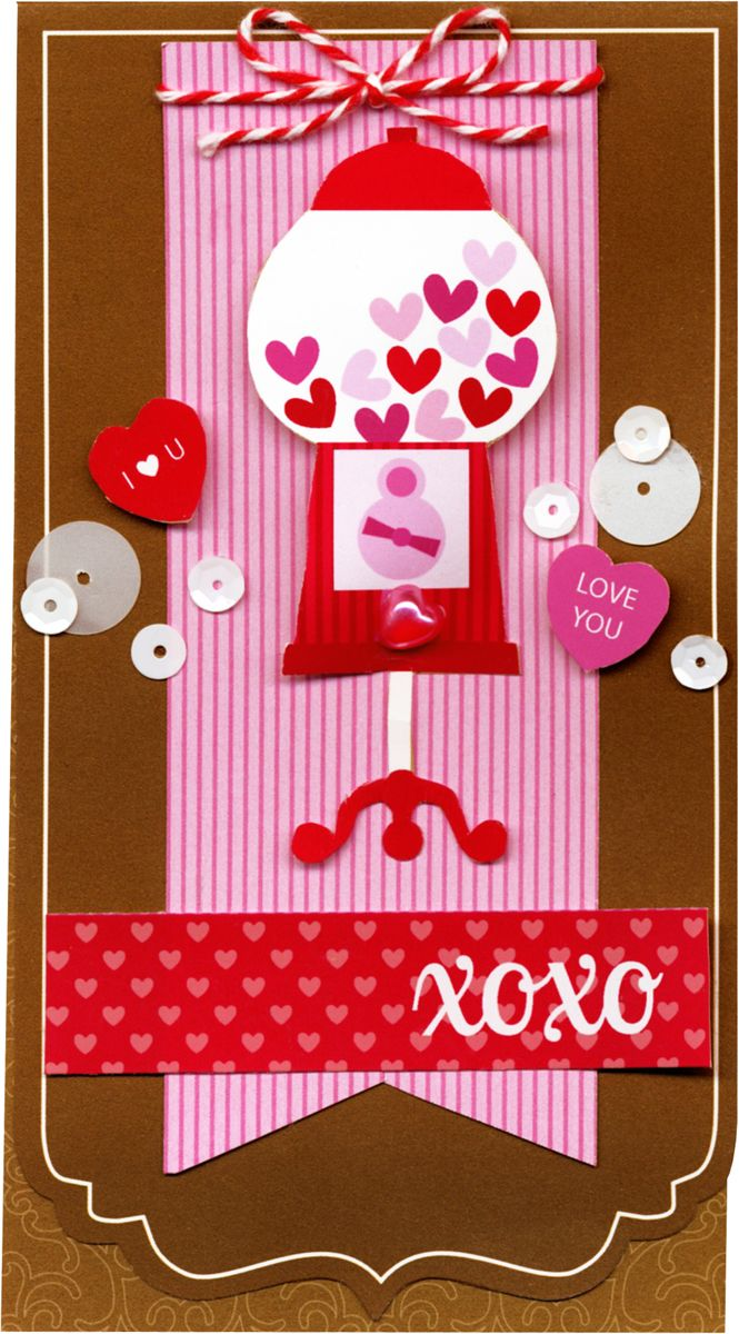 Sweetheart Collection. Valentine's Card :-)