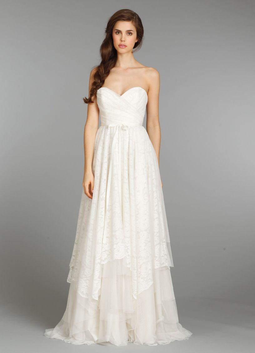 Romanticismo en los vestidos de novia de la firma paperswan bride