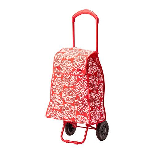 Knalla shopping bag with wheels ikea the shopping bag and for Ikea luggage cart