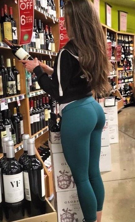 Big Ass White Girl Leggings