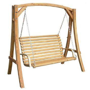 12786 balancelle hollywood en bois swing pinterest. Black Bedroom Furniture Sets. Home Design Ideas