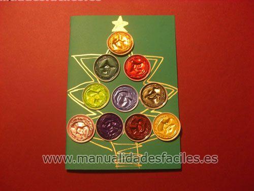 arbol de navidad con cpsulas nespresso faciles capsulas nespresso