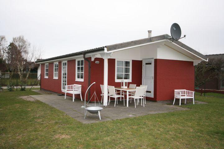 Ferienhaus direkt hinter dem Deich an der Nordsee