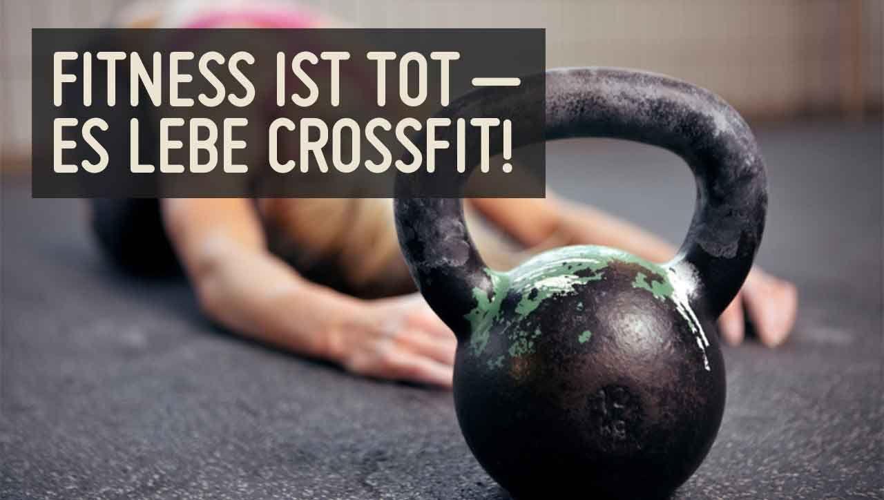 CrossFit Erfahrungsbericht: Meine Zeit bei CrossFit. Was ich gelernt habe und welche Vorteile Crossfit gegenüber Fitness hat.