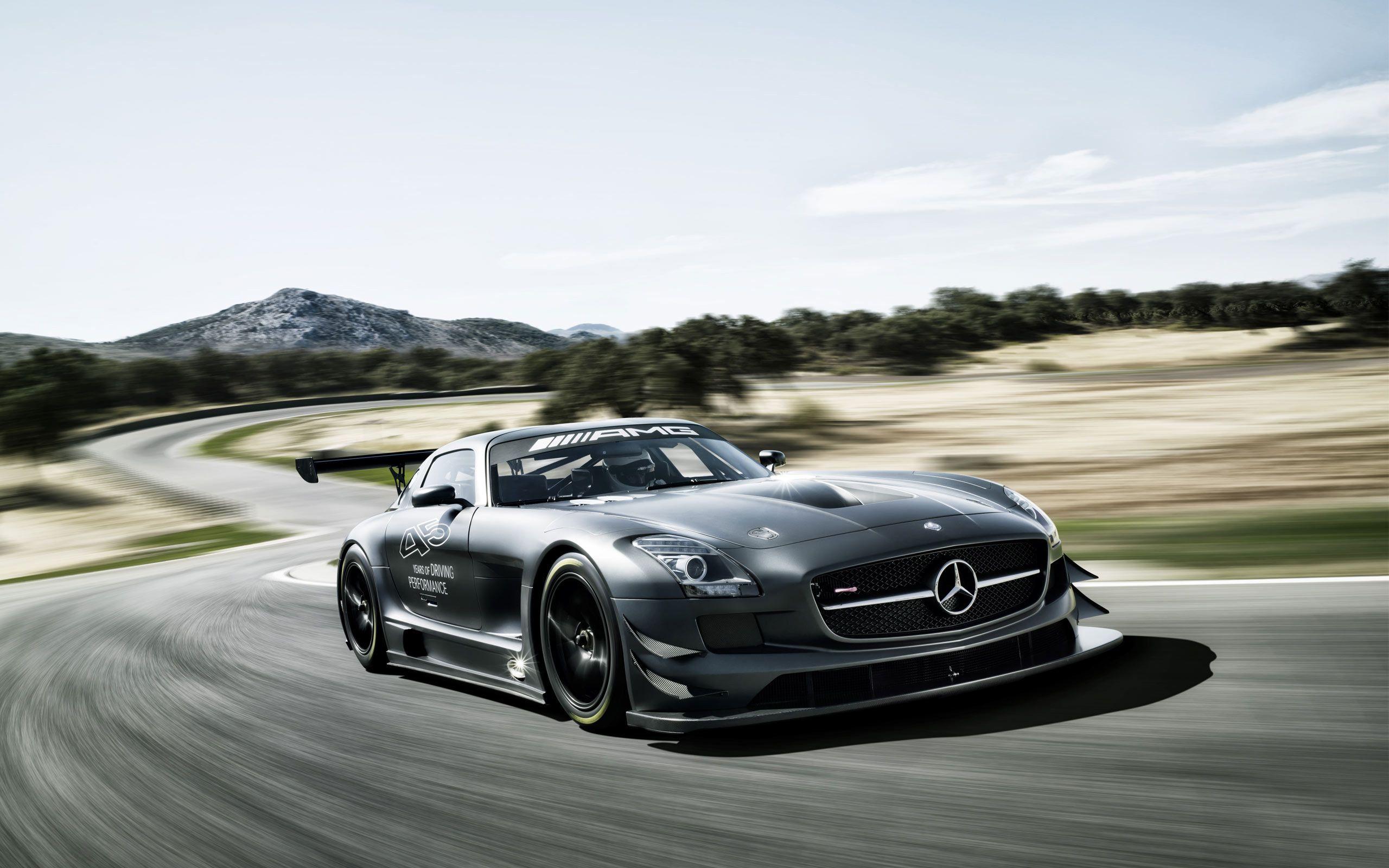 Mercedes Benz Sls Amg Gt3 Pensi Di Essere All Altezza Mercedes