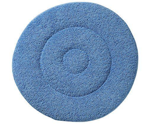 Glit Microtron 404779 Microfiber Carpet Cleaning Bonnet Pad 19 Blue Pack Of 2 Review Blue Bonnets Microfiber Kids Rugs