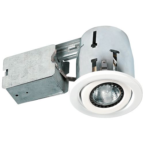 Thumb1 lighting pinterest recessed lighting fixtures junction halogen recessed light fixture aloadofball Images