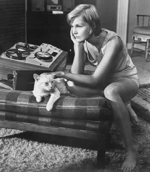Carol Lynley - 'Once You Kiss A Stranger' - 1969