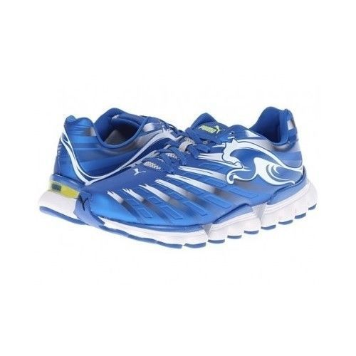 7cfd0d96402c Running Walking Shoes Jogging Sports Athletic Marathon Sneakers Men Blue  Lace UP  Puma  Running