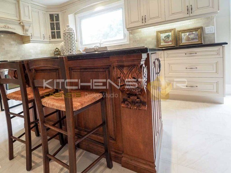 Kitchen With Antique Elements To It, Our New Accomplishment | Kitchen Star  Cabinets | Pulse