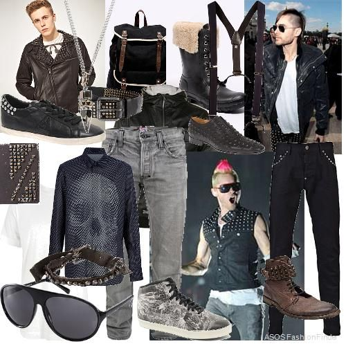Rock Star Rock Outfit For Men Pinterest Rock Outfits Rock Stars And Rocks