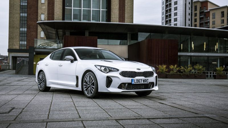 2020 Kia Stinger Gt Line Becomes Only 2 0 Liter Model On Offer Kia Stinger Kia Kia Motors