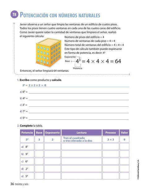 Cuaderno Destreza Matemática 5 | Pinterest | Planteamiento, Las ...