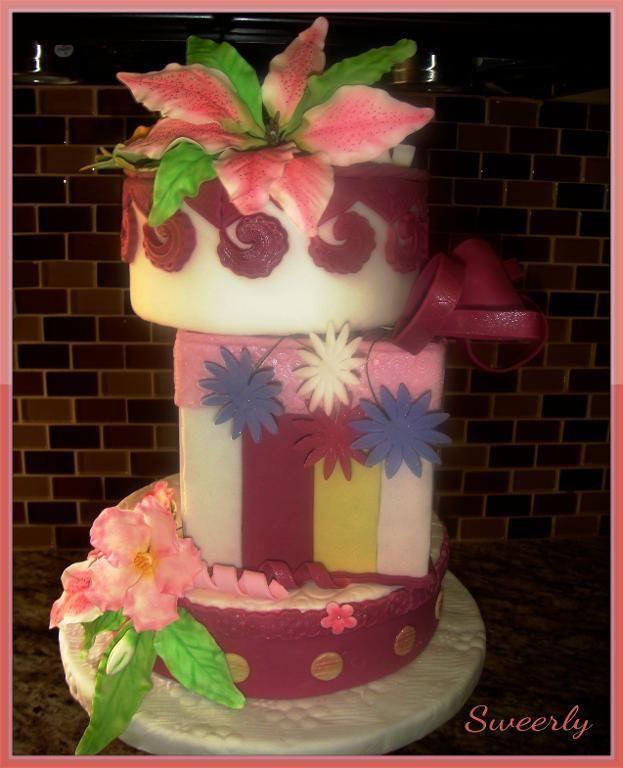 - Romantic Cake