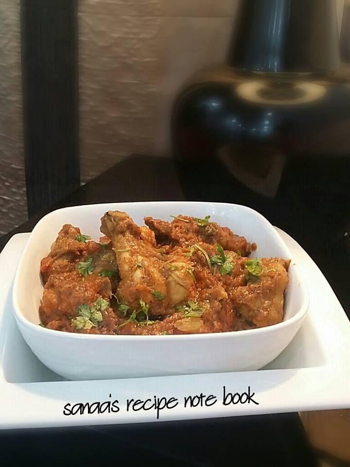 Chicken Vindaloo Sanaas Recipe Lunchdinner Food Pinterest