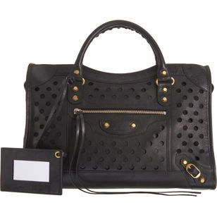 Arena Classic Perforated City--perforated leather rocks!