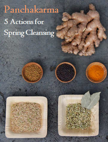 An essential part of Ayurveda is following the cues of nature– eating what nature provides for the season. Each harvest serves a specific function for our health, and if you eat what nature provides when nature provides, you hold the best recipe for a healthy, happy life! The traditional Panchakarma cleanse is a simple, 4-day detox that can be easily performed at home using herbs, skincare and an important therapy called oleation.