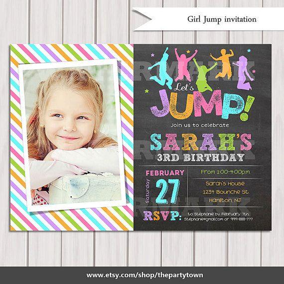 Pump It Up Birthday Invitations Free Printable Birthday Invitation