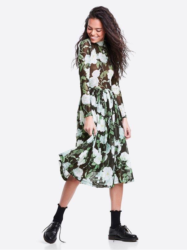 Blush kjole | | Multi | BikBok | Norge
