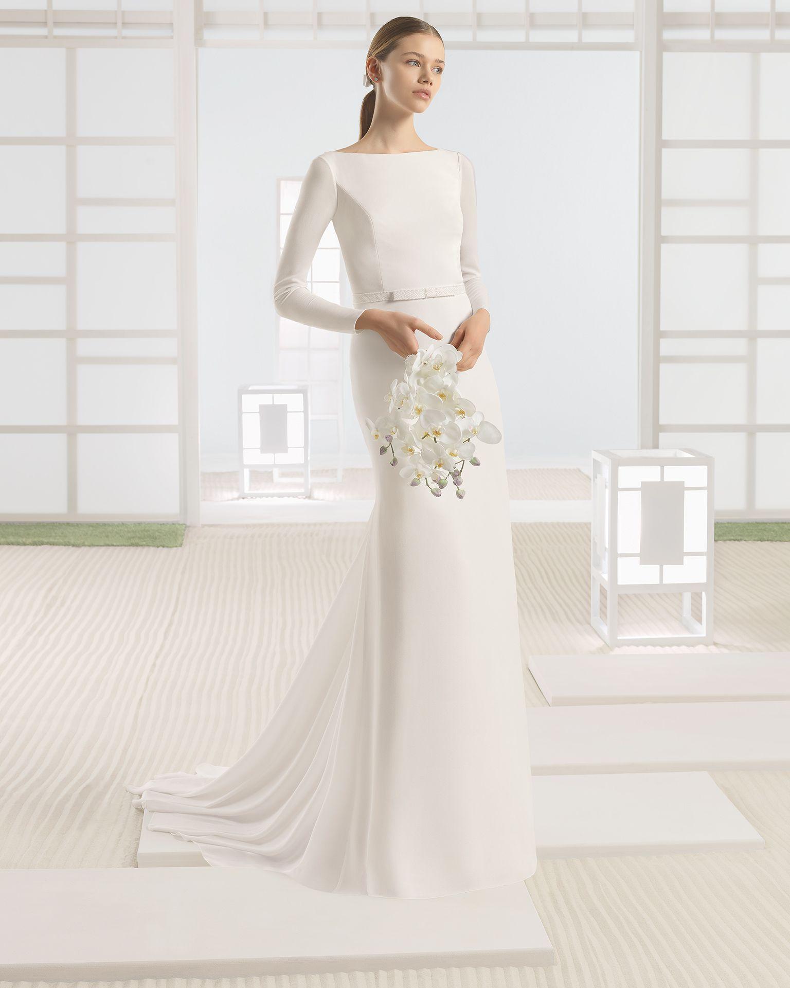 WARRANTY vestido de novia Rosa Clará Soft 2017