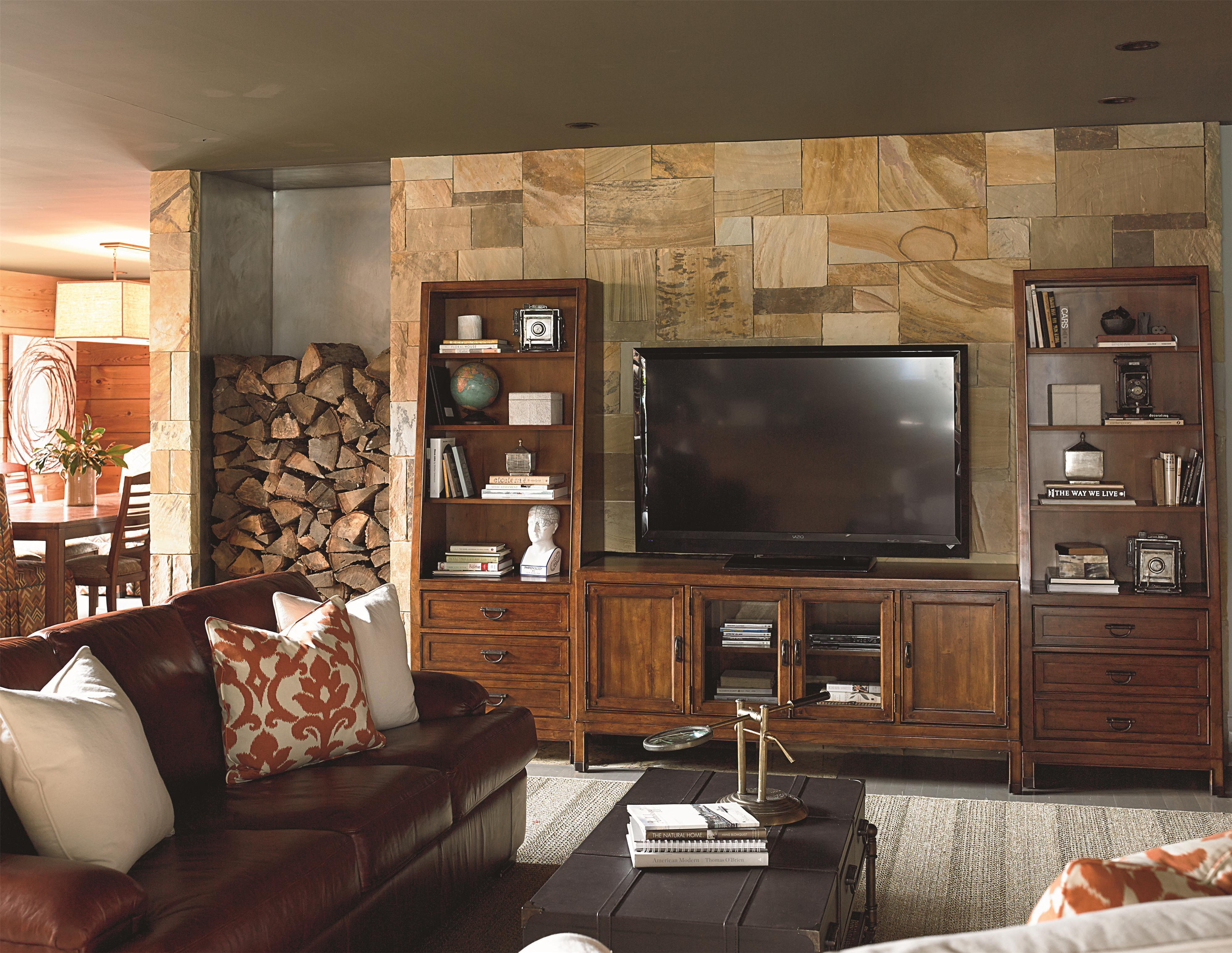 Thomasville American Anthem Media Cabinet Baer s Furniture