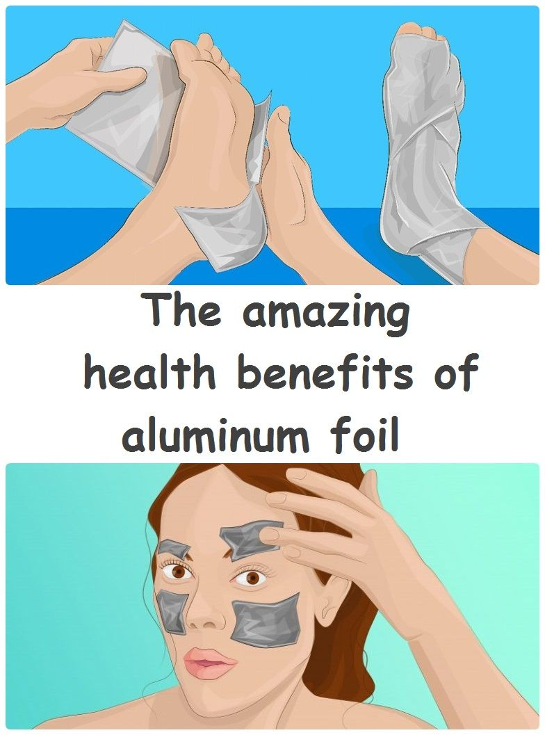 Aluminum foil is used very often without knowing you, curative properties. It seems incredible, but the Russians and Chinese experts have found after years of use aluminum foil and another possibility to be used, namely to alleviate pain in various body parts. The trick is not difficult to apply.