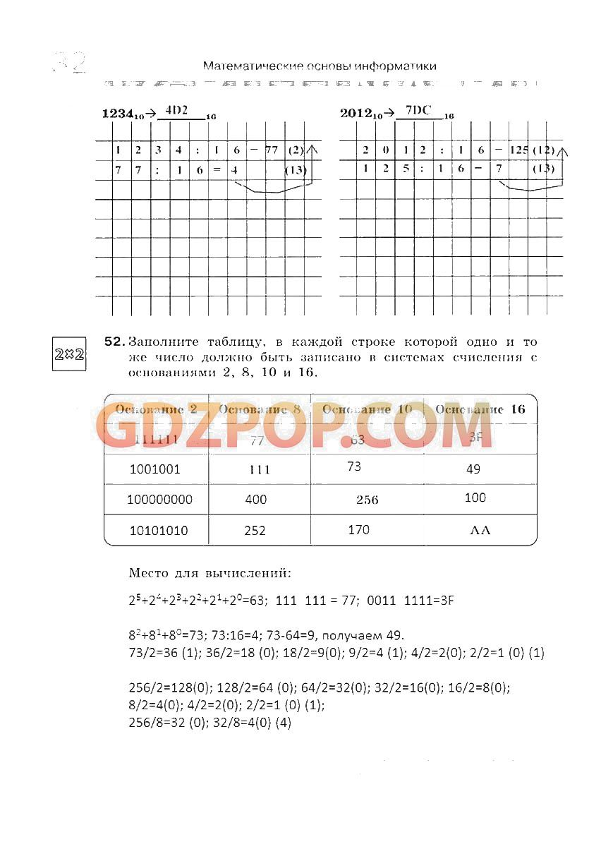 Конспект 7 параграфа 7 класс кравченко