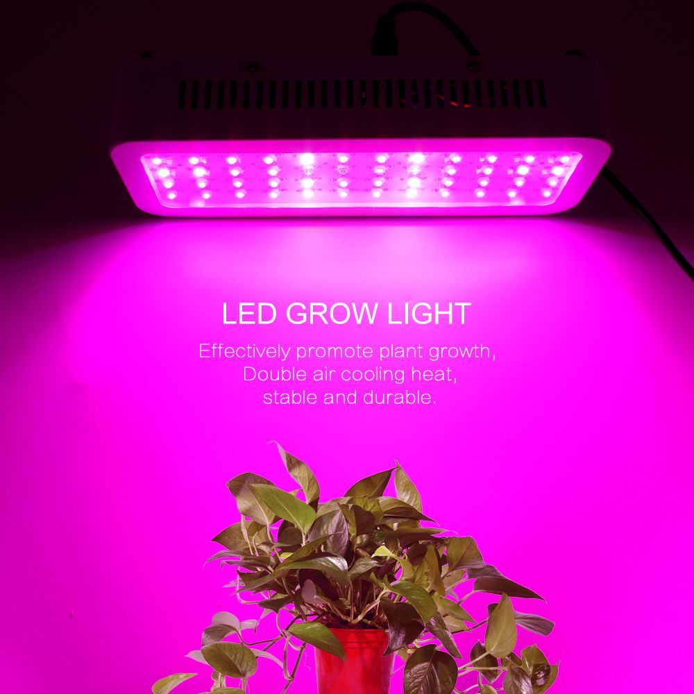 Haute Puissance Puce Spectre Complet Led Elevent La Lumiere 1000 W 600 W 400 W 200 W 100 W Ac 85 265 V Lampe Pour La Cultu Led Grow Lights Led Grow Grow Lights