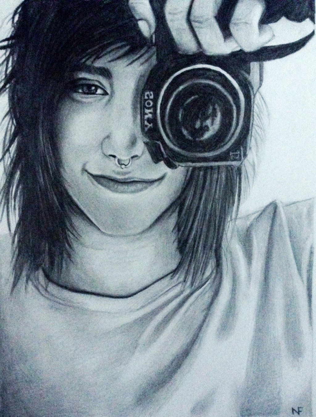 From camwithher emo boys drawing