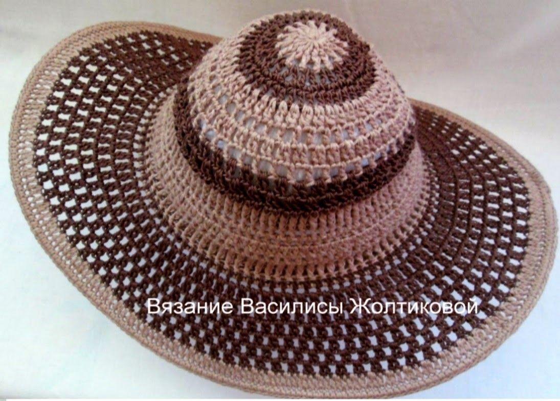 Летние шляпы своими руками фото 383