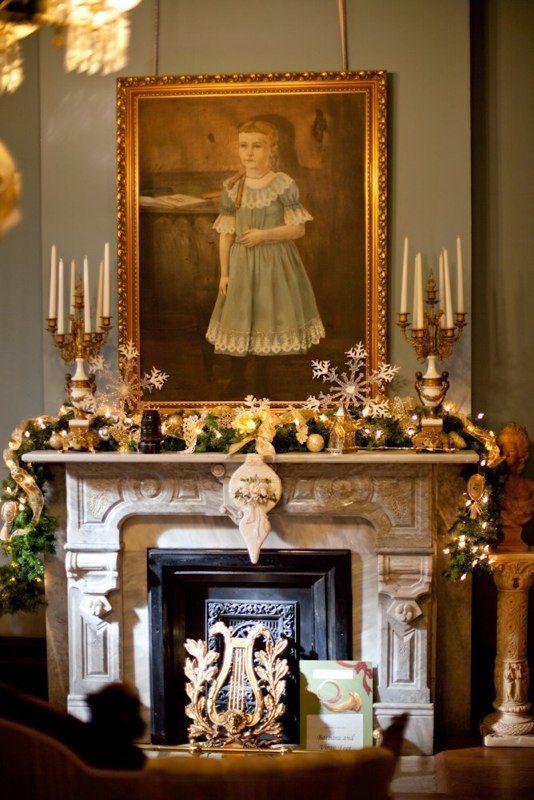 victorian christmas vaile mansion vintage victorian