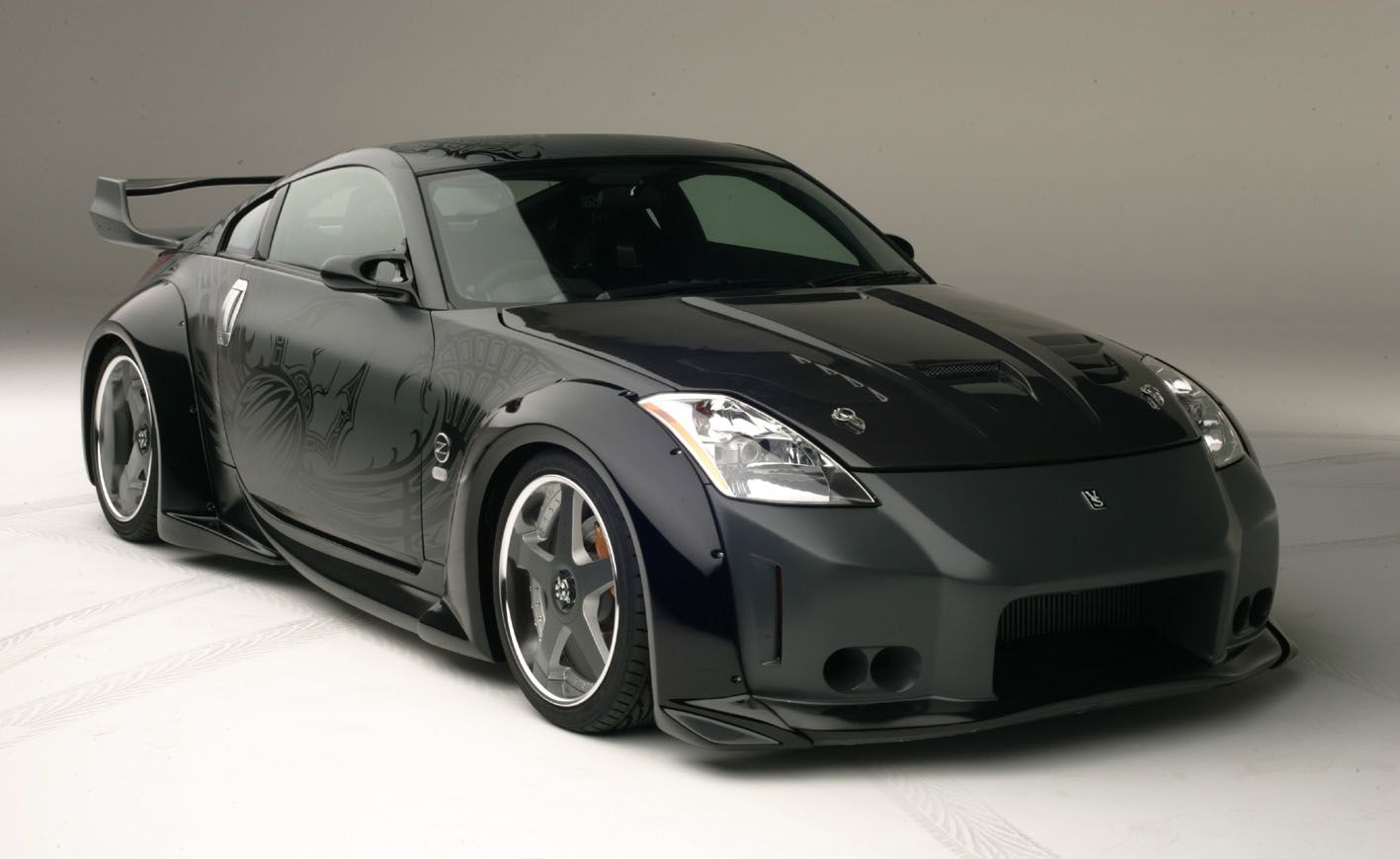 350z take a look at our globally recognized custom cars