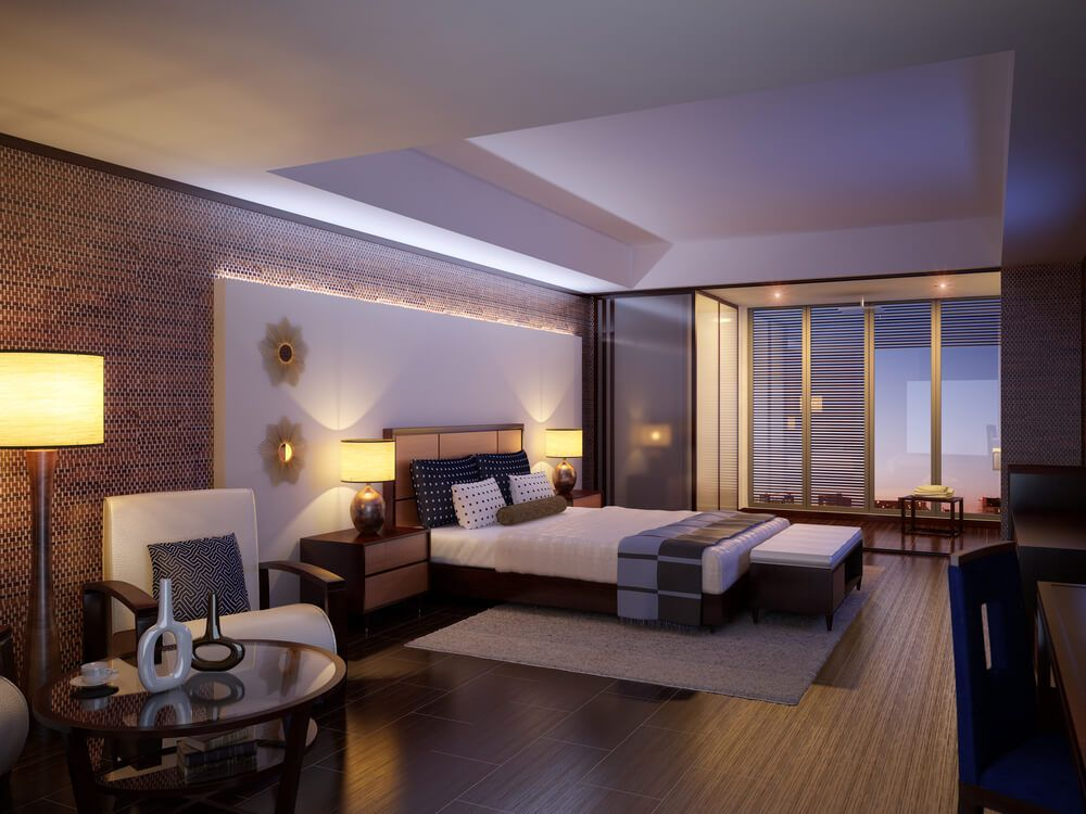 25 Luxury Hotel Rooms Suites Inspiration For Your Home Modern
