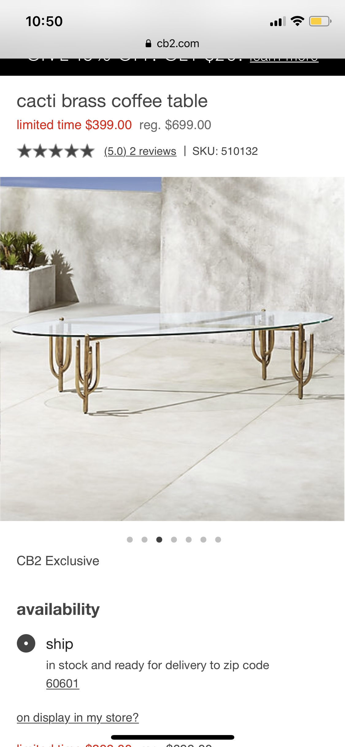 Pin By Melanie On Kallie S Porch Brass Coffee Table Dining