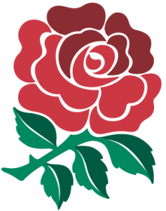 The Red Rose Of England Rugby Wallpaper England Rugby Union Rugby Logo