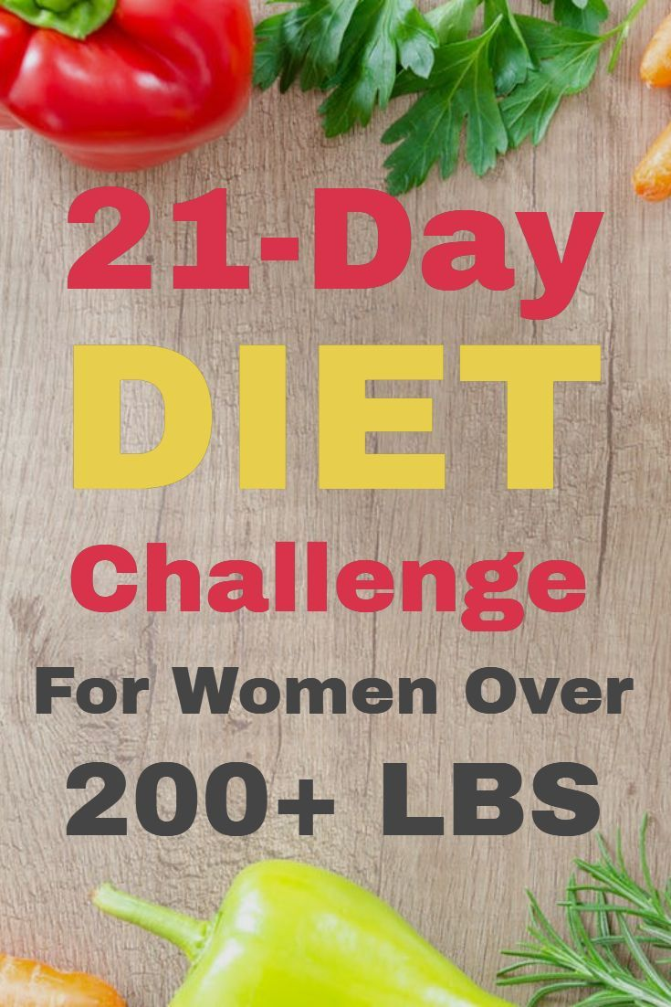 21 Day Low Carb Challenge