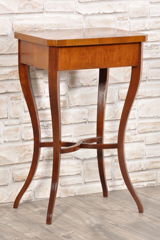 Lussuosa consolle tavolino da ingresso riprodotto in stile ...