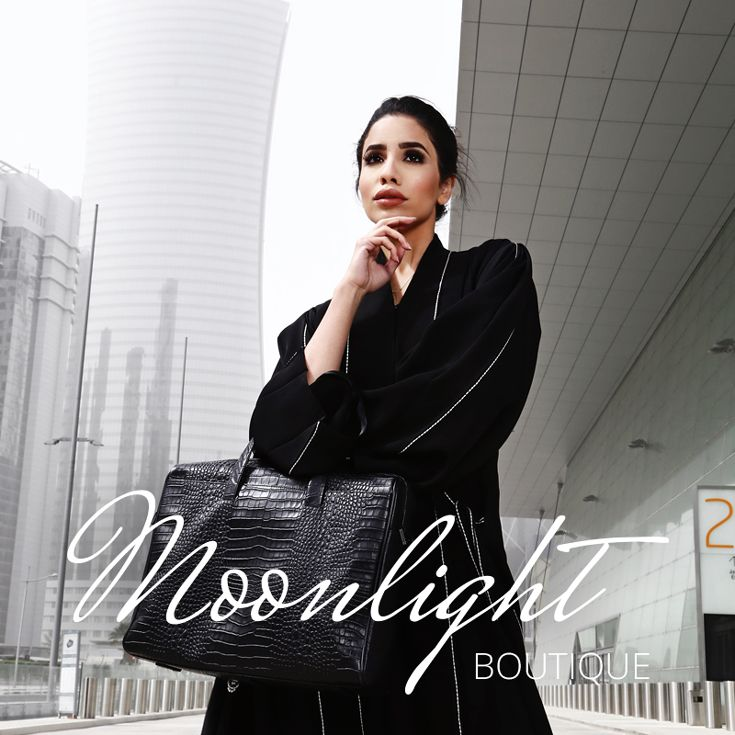 "It's time for business. Moonlight Boutique Latest Collection ""Business Elegance"" إنه وقت العمل مجموعة مون لايت بوتيك الجديدة - أناقة العمل    #lookuniquemoonlight #مون_لايت_للعبايات #Moonlight_Boutique #Fashion_designers #abayas #Moonlight_q6r #Abaya_Designers #Doha #Qatar #new #Personalized_Outfits #creative #fashion #luxury #design #Dubai #Kuwait #UAE #New_Collection #Style #Qatari #Abaya #قطر #Business_Elegance ™@moonlight_q6r#"