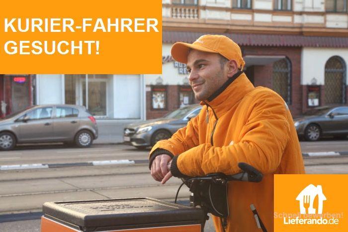 GESUCHT Auslieferer Kuriere Fahrer (m/w) für