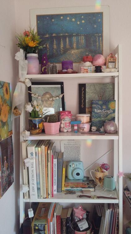 pinterest | | floweravecs | Decoración de habitación de ... on Room Decor Ideas De Cuartos Aesthetic id=64772