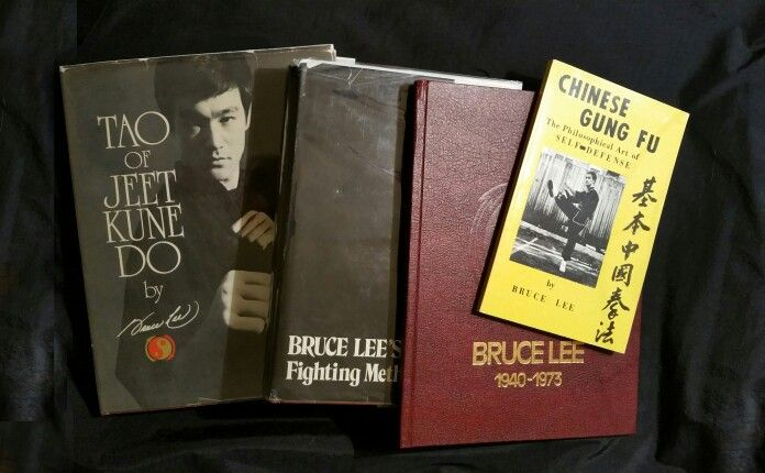 Bruce Lee Collection 1st Printings