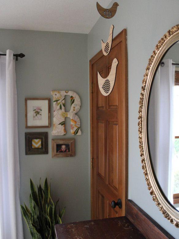 01_nursery | Dorm room crafts, Dorm room diy, Decor