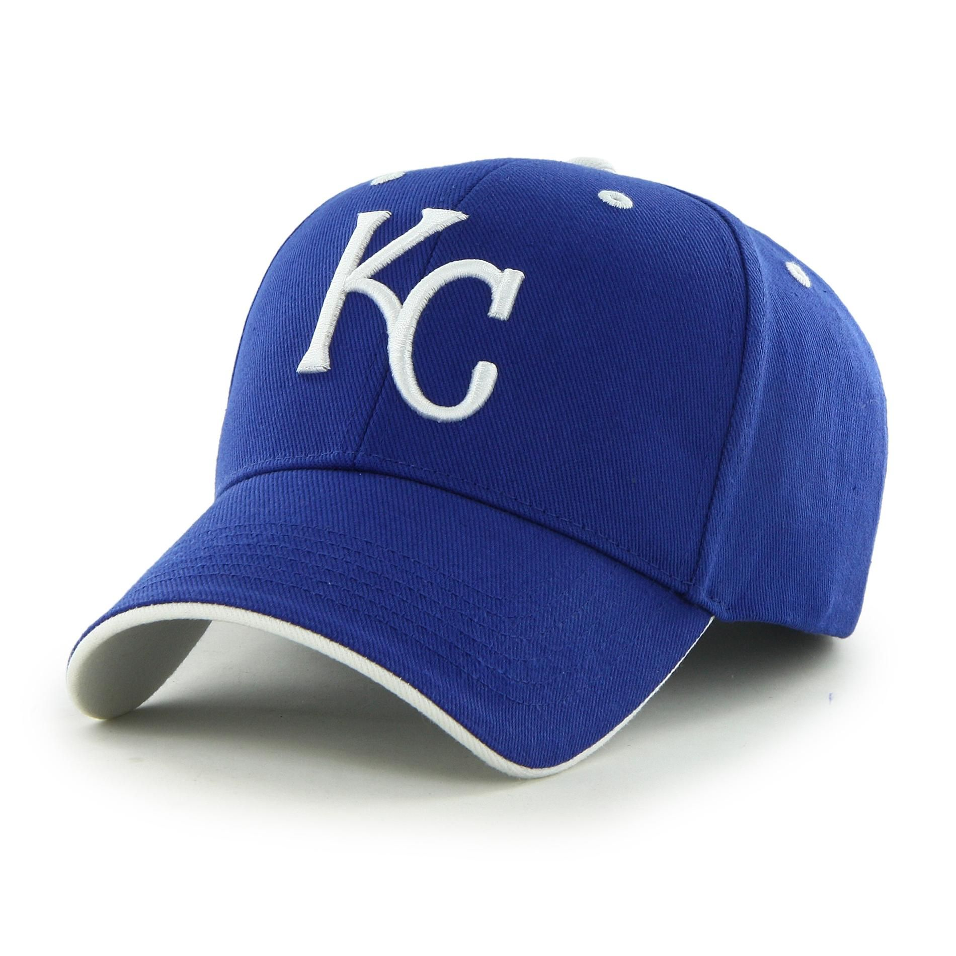 Gear Up For The Next Home Game With This Men S Kansas City Royals Money Maker Baseball Hat From Mlb With A Hook A Kansas City Royals Baseball Hats Kansas City