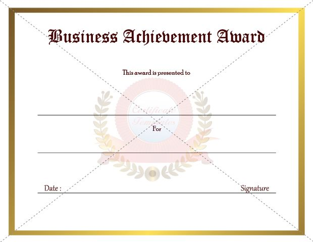 1000 images about Business Certificate – Business Certificate Template