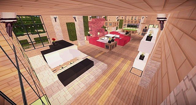 Minecraft Wooden House Minecraft Pinterest Minecraft Wooden