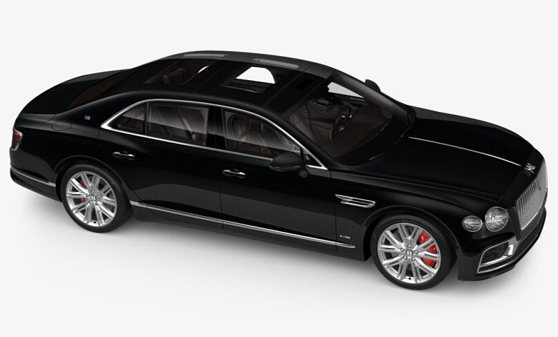 The 2020 Bentley Flying Spur Diecast Model Bentley Diecast Models Diecast