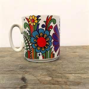 "Mug ""Acapulco"", Villeroy et Bosh"